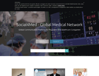 social4med.com screenshot
