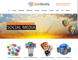 socialbuzzing.co.uk screenshot