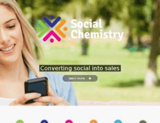socialchemistry.com.au screenshot
