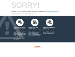 socialclerk.net screenshot