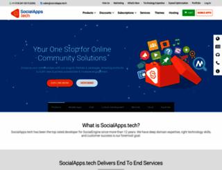 socialengineaddons.com screenshot