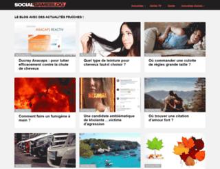 socialgameblog.fr screenshot