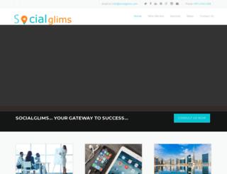 socialglims.com screenshot