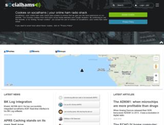 socialhams.net screenshot