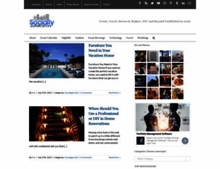 sociallysuperlative.com screenshot