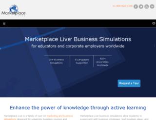 socialmedia.marketplace-live.com screenshot