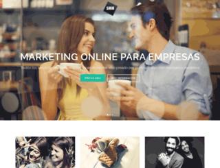 socialmediamanagers.com.es screenshot