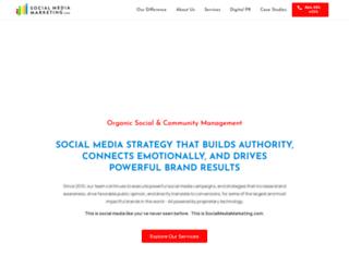 socialmediamarketing.com screenshot
