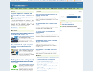 socialnetwork-world.com screenshot