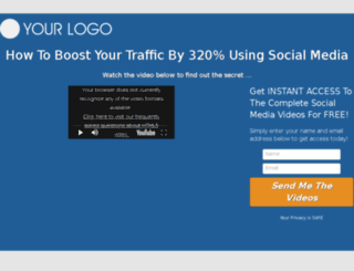 socialtrafficcommandox.com screenshot