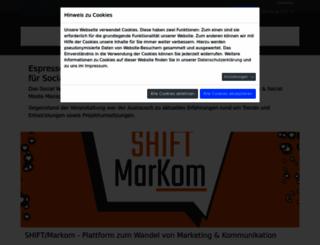 socialwebbreakfast.de screenshot