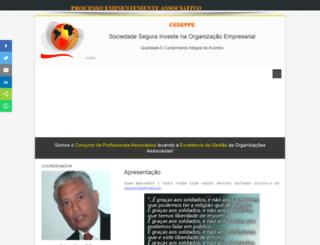 sociedadesegura.com screenshot