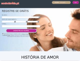 sociodavida.pt screenshot