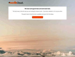 sociologyedu.moodlecloud.com screenshot