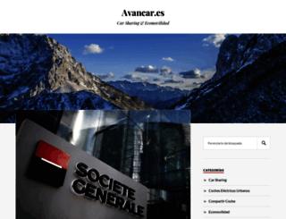 socios.avancar.es screenshot
