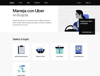 sociosbogota.com screenshot