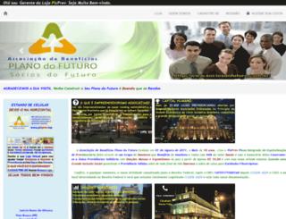 sociosdofuturo.com.br screenshot