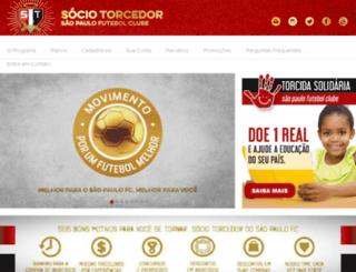 sociotricolor.com.br screenshot