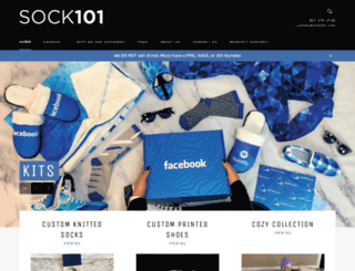 sock101.com screenshot