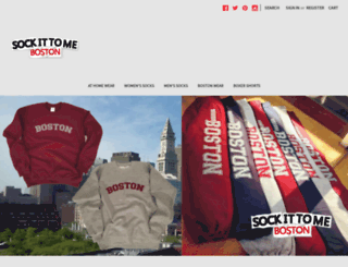 sockittomeboston.com screenshot