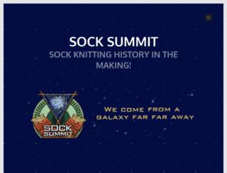 socksummit.com screenshot