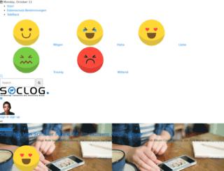 soclog.com screenshot