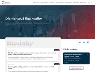 socr.cz screenshot
