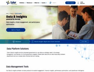 socrata.com screenshot