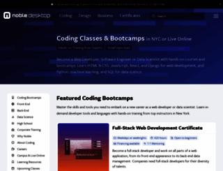 socrates.devbootcamp.com screenshot