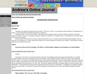 socrates8181nc.tripod.com screenshot