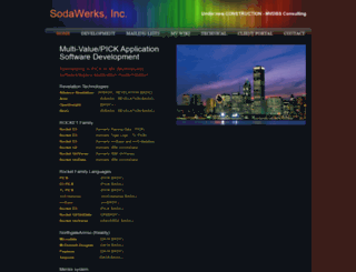 sodawerks.net screenshot