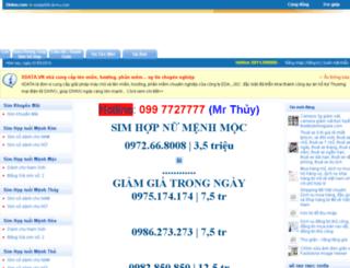 sodep888.divivu.com screenshot