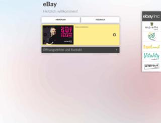 sodexo-ebay.de screenshot