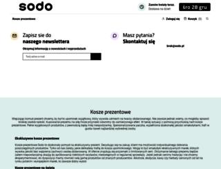sodo.pl screenshot