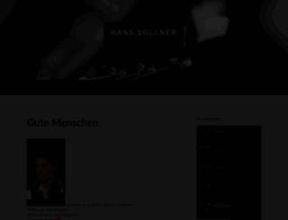soellner-hans.de screenshot