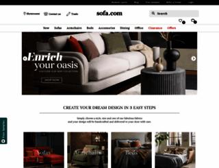 sofa.com screenshot