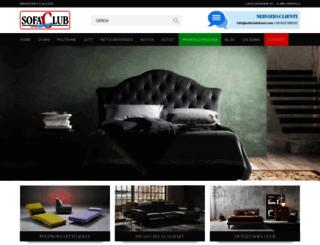 sofaclubdivani.com screenshot