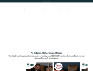 sofasandstuff.com screenshot