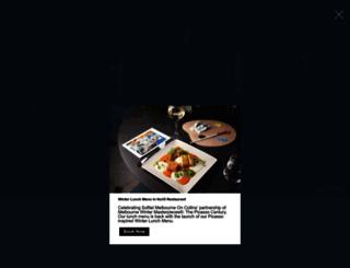 sofitel-melbourne.com screenshot