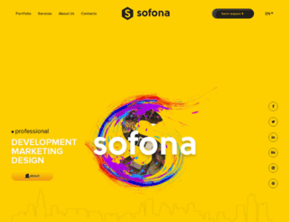 sofona.com screenshot