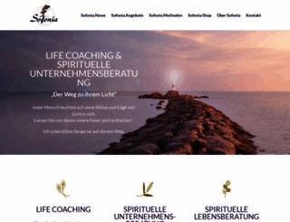 sofonia.de screenshot