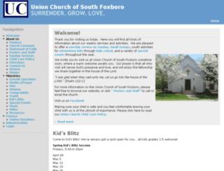 sofox.org screenshot