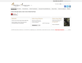 sofrayemek.com.tr screenshot