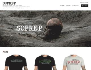 sofrep.forged.com screenshot