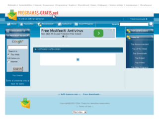 soft-games.com screenshot