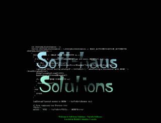 soft-haus.com screenshot