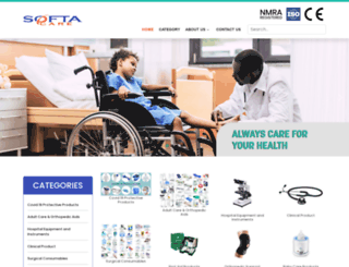 softacare.com screenshot