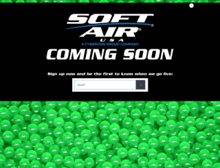 softairusa.com screenshot