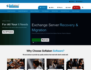 softaken.com screenshot