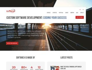 softarex.com screenshot